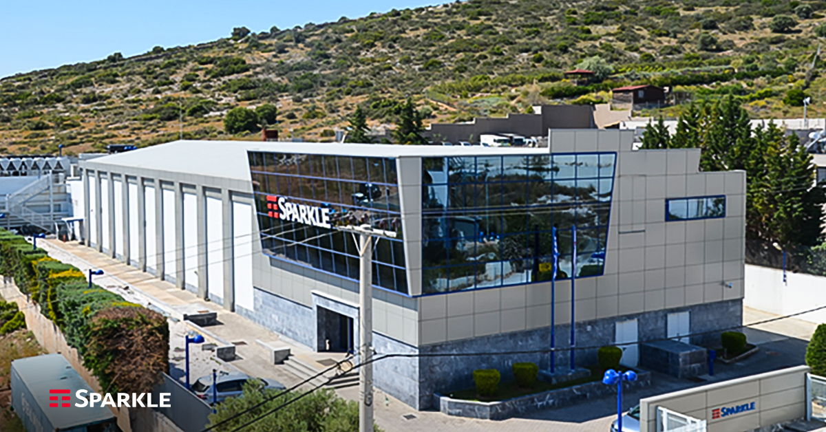 sparkle data center greece